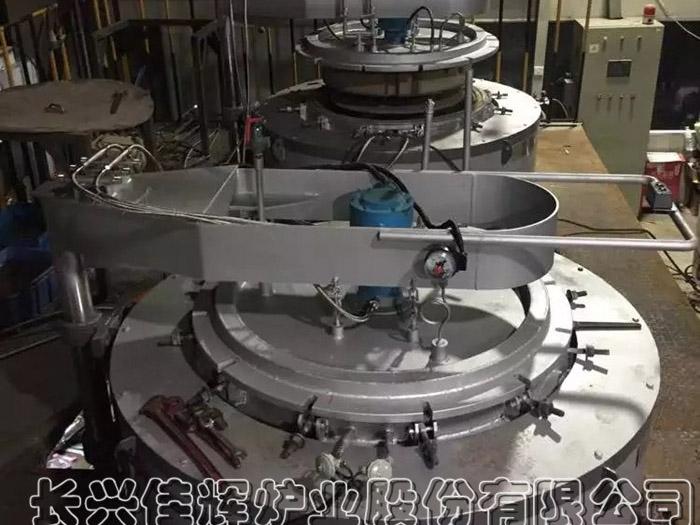 井式蒸汽(氧化)发蓝炉