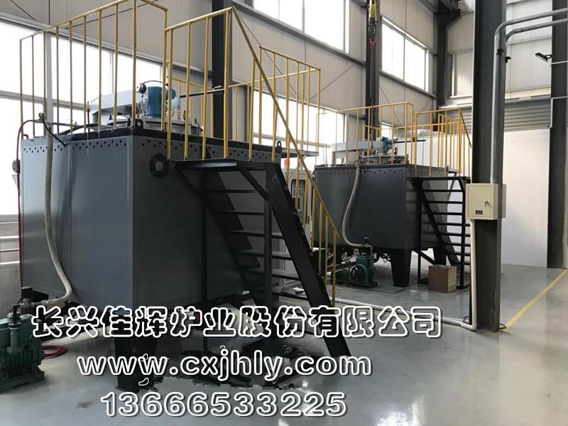 非晶横磁炉