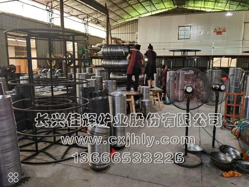 铁锅氮化炉