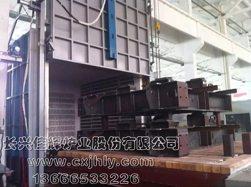 大型焊接件去应力退火炉